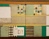 2016 Copy Kits Kit Club - Scrapbook Page Kits (photos shown are from 2015 program - new pics posted monthtly)
