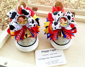 Toy Story Jesse Shoe Toppers