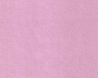 Remnant - Solid Light Purple Polar Fleece Fabric 27in