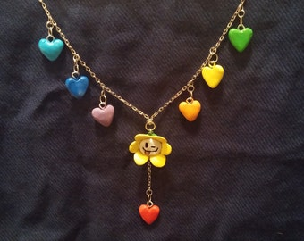 Flowey Necklace