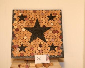 Bulletin Board - stars