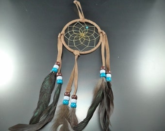 Handmade 3 Inch Dream Catcher