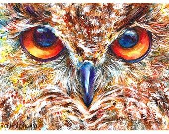 owl  (3 different sizes to choose at price:  20pound, 25pound, 28.50pound)
