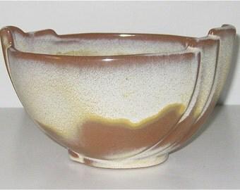 Frankoma Bowl Art Deco/Oklahoma Pottery
