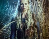 Viking Lady Armour Set - Vikings Armour - ShieldMaiden Armour - Lagertha Armour - Medieval Armour - Woman Armour - Vikings - Lady (BAVK050)