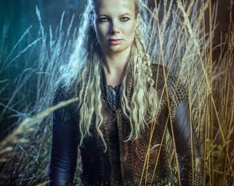 Vikings Armour - ShieldMaiden Armour - Lagertha Armour - Medieval Armour -Woman Armour