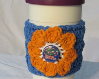 Collegiate Cup Sleeve--Florida Gators