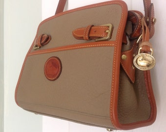Vintage Dooney and Bourke Buckle Bag