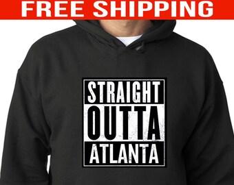 Atlanta Pullover Hoodie