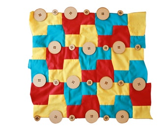 Tessepatch tractor patchwork precut paper shapes x75