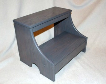 Wooden Step Stool Classic Grey Wood Step Stool Solid Wood Stool Wooden Stool & Wooden Step Stool Red Oak Heavy Duty Wood Step Stool Solid islam-shia.org