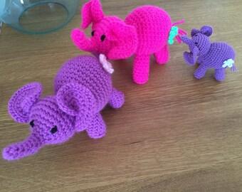 Effie Crochet Pattern PDF