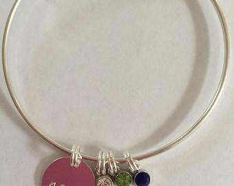 Nonni charm bracelet