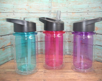 Personalized 10 oz water bottle
