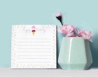 Notepad Enjoy today