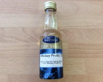 still spirits top shelf  Whisky Profile B 50ml spirit making Homebrew