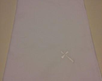 Baptismal blanket