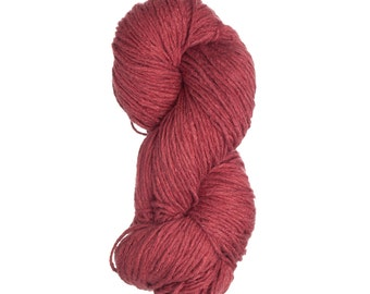 Soy Yarn - Bulky Weight - Marsala