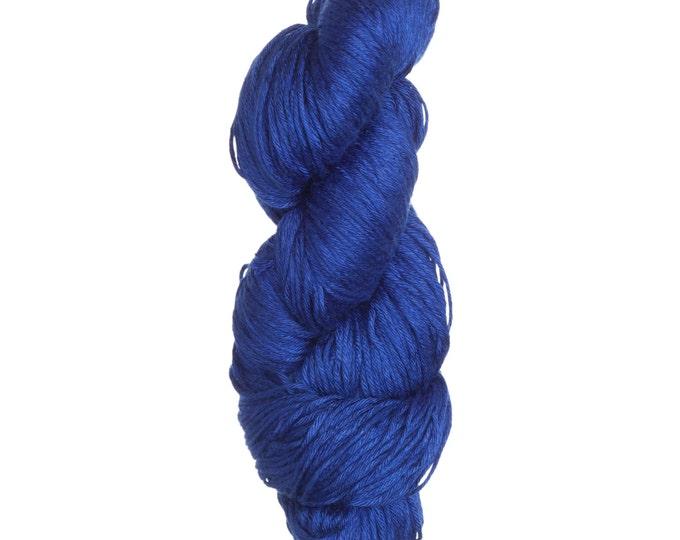 Milk-Bamboo Yarn - DK/Sock Weight in Sapphire