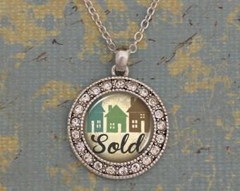 Real Estate Artisan Necklace - OTRLT47283