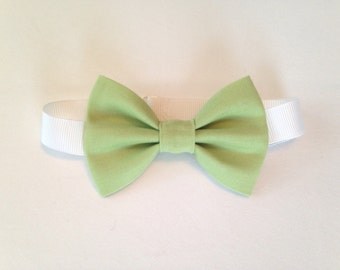 Light Green Bow Ties - Green Bow Ties - Bow Ties - Children's Bow Ties - Baby Bow Ties - Bow Tie for Baby - Bow Tie For Kids