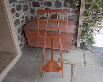 Recreation of icon Wharton Esherick Music stand