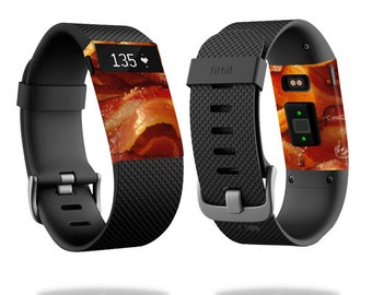 Skin Decal Wrap for Fitbit Blaze, Charge, Charge HR, Surge Watch cover sticker Bacon