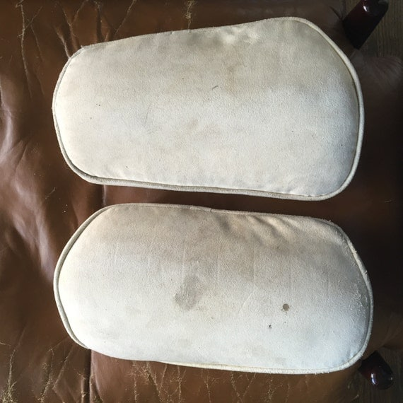 eames herman miller lounge chair armrest pair parts spares 670