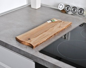 "Wooden board, kitchen board, cutting board, "" Lumberjack"""