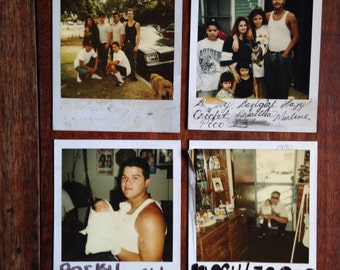 Vintage Polaroid Photo Lot