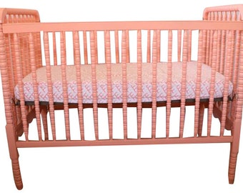 you pick the paint jenny lind spindle crib