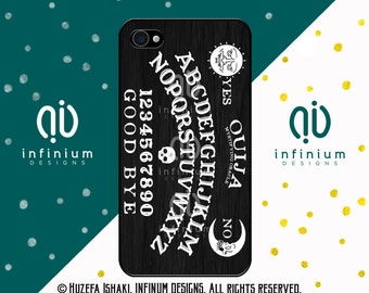 Ouija Board Case For iPhone 7, 7 Plus, iPhone 6S, iPhone SE, iPod Touch 6, iPhone 6 Plus, iPhone 5S & iPhone 5C Case