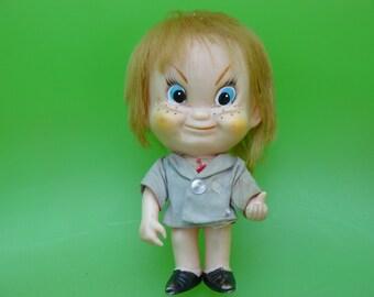 Japan vintage doll