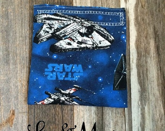Reusable Snack Bag - Star Wars - Ready to Ship