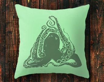 green pillow case etsy