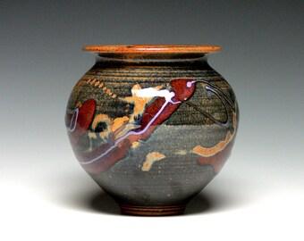 Flower Vase, Hand Thrown Vase, Pottery Vase, Ceramic Vase, Stoneware Vase