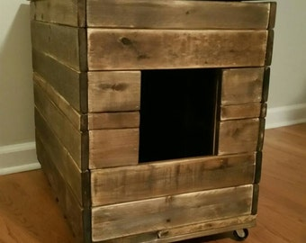 Cat Box Chest