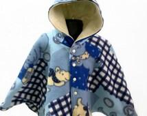 Car Seat Poncho - Infant Car Seat Poncho - Baby Poncho - Baby Car Seat Poncho - Hooded Fleece Poncho - Toddler Car Seat Poncho