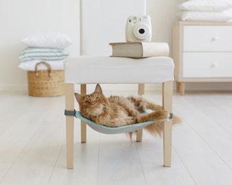 Hammock for storage, pets HIDE