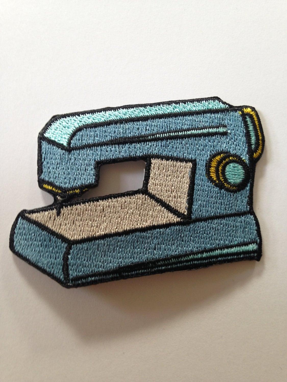 patch sewing machine