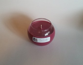 18oz Bulb Black Cherry candle.