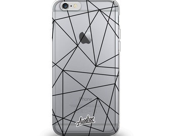 iPhone Case Abstract Lines