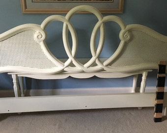 French Provincial King Headboard