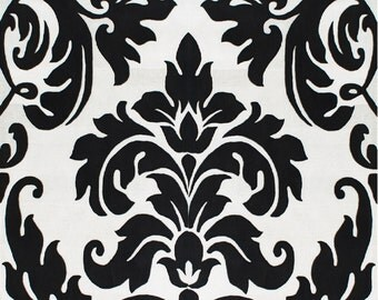 Black Damask Floral Coasters  Home Decor    Set of 4  US Free Shipping