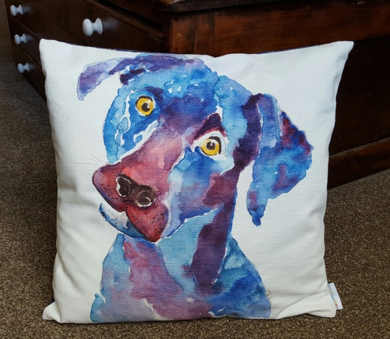 Stuffed Dog Pillow That Looks Like Your