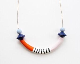 Handmade Curve Necklace
