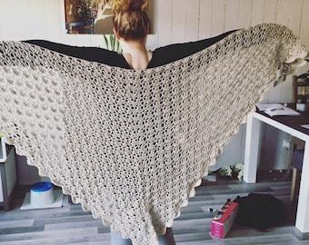 shawl cream