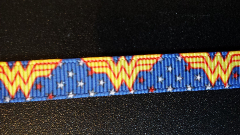 Wonder Woman Shoe Laces