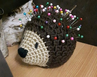 Headghog pincushion