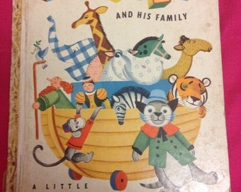 1948 Mr Noah and his Friends            Great Gift from Santa
